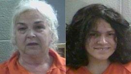 Kentucky deputies find newborn covered in ants inside van; arrest mother, grandmother