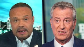 Dan Bongino says 'failed communist mayor' Bill de Blasio is putting cops in danger