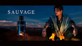 Johnny Depp Dior ad pulled amid 'cultural appropriation' outcry