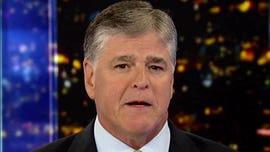 Hannity: Biden a 'nonstop human gaffe machine' who got a tepid endorsement from wife