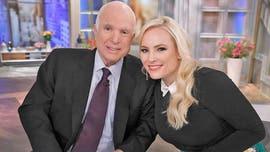 Meghan McCain marks one-year anniversary of father John McCain's death