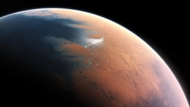 NASA denies alien life discovered on Mars in 1970s