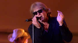 Singer Eddie Money reveals he has stage 4 esophageal cancer