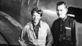 Who was Fred Noonan, Amelia Earhart's navigator?
