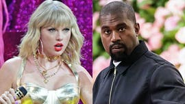 Kanye West takes subtle jab at Taylor Swift in latest Twitter thread