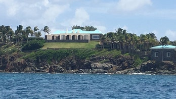 Epstein's islands: Little St. James and Great St. James