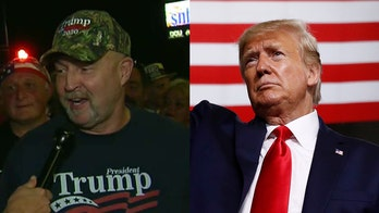 Trump supporter: President mistook me for an 'overweight' protester at rally, but I still 'love the guy'