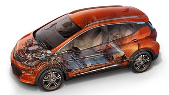 Chevrolet Bolt being recalled due to fire risk