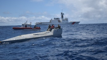 Coast Guard cutter's crew makes massive 4,600-pound cocaine bust, 2nd in 5 days