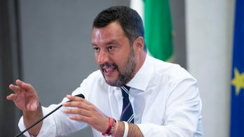 Italian nationalist leader Salvini, surging in the polls, demands snap election