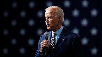 Fox News Poll: Biden still leads Democratic race, Warren climbs into second