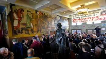 George Washington mural should be covered but preserved, SF school board decides