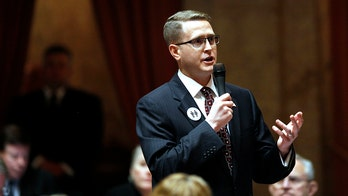Washington state lawmaker linked to group allegedly preparing for 'biblical warfare'