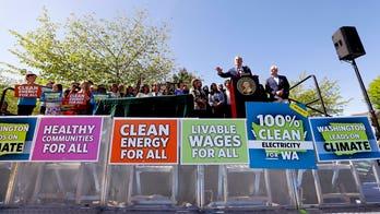 Protests erupt after DNC puts kibosh on climate change-focused debate