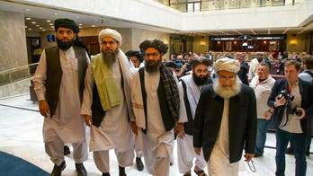Taliban negotiators arrive in Moscow days after Trump declares Afghan peace talks 'dead'