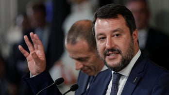 Italy's 5-Star makes deal with left-wingers to avoid elections; nationalist Salvini ousted