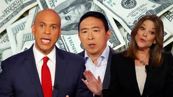 2020 sweepstakes: Dem candidates compete to give away billions in taxpayer $$