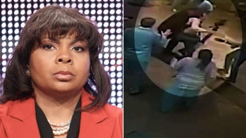 CNN's April Ryan silent after her bodyguard charged with assault on local reporter: 'I hope she does condemn this'