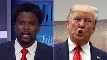 Former NFL player Jack Brewer on Trump-Cummings feud: 'I asked Trump' to call him out