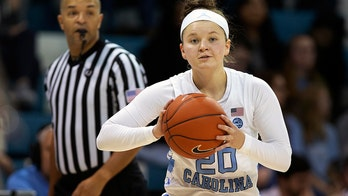 North Carolina Tar Heels basketball player Leah Church goes viral for incredible trick shot