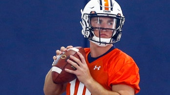 Malzahn names freshman Bo Nix Auburn's starting quarterback