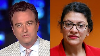 Charles Hurt on Tlaib: 'Something really wrong' with someone who uses grandma as political 'pawn'