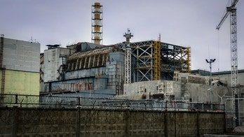 Chernobyl's 'sarcophagus' being dismantled due to 'very high' probability of collapse