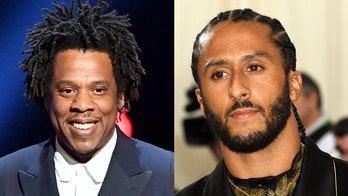 Colin Kaepernick's girlfriend slams Jay-Z for NFL partnership