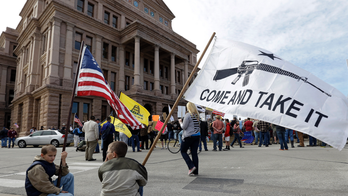 Texas House moves forward with no-permit carry bill