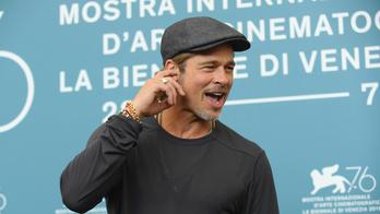 Brad Pitt addresses dating rumors: 'None of it's true'