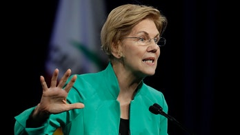 Wall Street executive says stock market 'would be very vulnerable' if Elizabeth Warren becomes president
