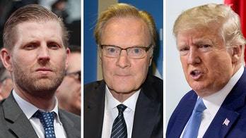Eric Trump: Trump Organization taking legal action over MSNBC host Lawrence O'Donnell's 'reckless attempt to slander family'