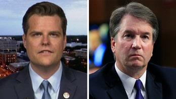 Rep. Gaetz: Nadler request for Justice Kavanaugh's Bush-era records an effort to 'delegitimize' him