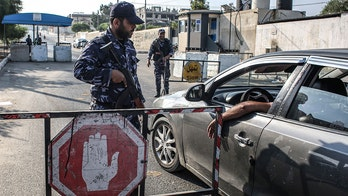 Three Hamas policemen killed in rare attacks with Gaza in 'state of alert'