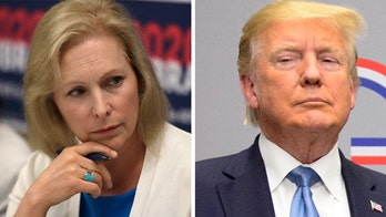 Trump mocks Kirsten Gillibrand as she exits 2020 race: 'She was the one I was really afraid of'