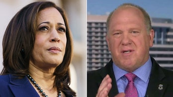 Tom Homan: Kamala Harris turning the 'world upside down' with illegal immigration rhetoric