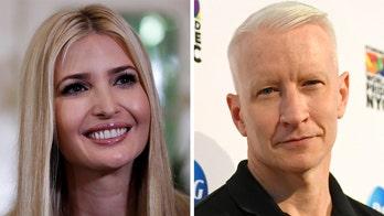 CNN's Anderson Cooper slams Ivanka Trump after president's 'disloyal' remarks