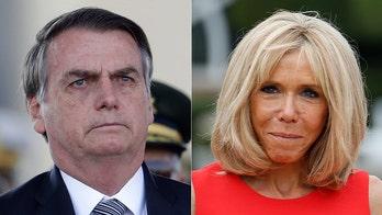 Brazilians condemn Bolsonaro over Brigitte Macron remarks: 'Sorry about our president'