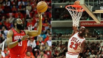 Houston Rockets GM asserts that James Harden is a better scorer than Michael Jordan