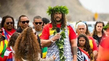 Jason Momoa, Dwayne 'The Rock' Johnson back Hawaii's anti-telescope protesters