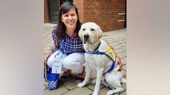 The Daily Spike: A good luck letter before Canine Companions training