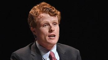 Joe Kennedy III mulling Dem primary challenge for Massachusetts Senate seat