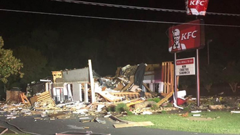 Investigation into KFC explosion in North Carolina has determined official cause of blast, police say