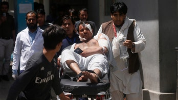 Taliban kills 14, wounds over 100 in Kabul suicide bombing amid US 'peace talks'