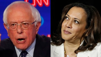 Sanders mocks Harris over 'Medicare-for-all' criticism
