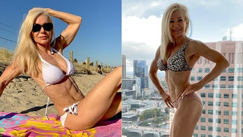 Fit grandmother, 63, opens up about feeling 'ageless,' dating younger men