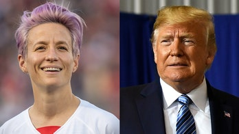 Megan Rapinoe believes dad voted for Trump, questions how family could support her and still watch Fox News