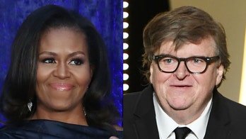 Michael Moore pushes Michelle Obama to run for president: She would 'crush' Trump