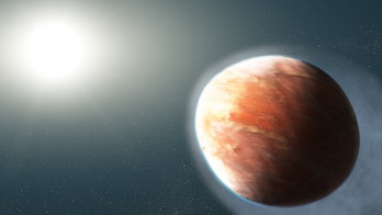 NASA discovers 'extreme' alien planet that's shaped like a football