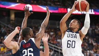 As World Cup gets closer, USA Basketball working on bonding